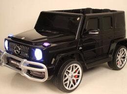 Электромобили - Электромобиль Mercedes-AMG G63 S307 4WD, 0