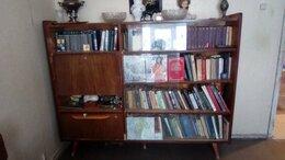 Шкафы, стенки, гарнитуры - книжный шкаф начало 60-х годов, 0