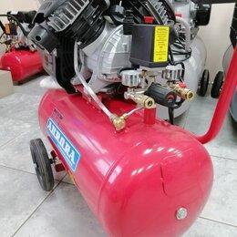Воздушные компрессоры - Самый мощный компрессор в коаксиальной линейке Aurora GALE50, 0