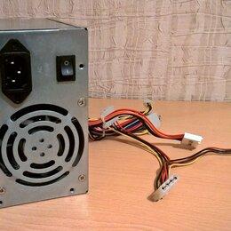 Блоки питания - Блок питания Sparkman 300W Pentium 4. Рабочий., 0