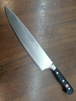 Ножи кухонные - Нож поварской лезвие 26 см . Comfort line, 0