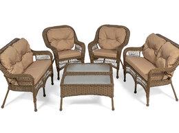 Комплекты садовой мебели - Комплект мебели GIZA MEDISON PREMIUM на 6 персон…, 0
