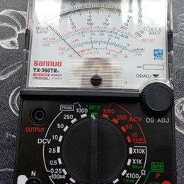 Измерительные инструменты и приборы - Мультиметр Механический SANNUO YX-360TRn, 0