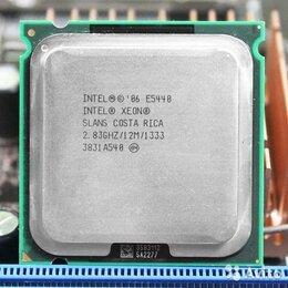 Процессоры (CPU) - Intel Xeon E5430 и Е 5440 Socket775, 0
