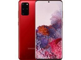 Мобильные телефоны - Смартфон Samsung Galaxy S20+ 8/128GB Red, 0