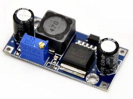 Электрические щиты и комплектующие - Понижающий преобразователь напряжения LM2596, 0
