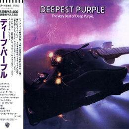 Музыкальные CD и аудиокассеты - Deep Purple - Deepest Purple - CD - Компакт Диск, 0