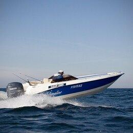 Моторные лодки и катера - Катер Викинг-560 Super , 0