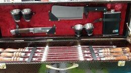 Аксессуары для готовки - Подарочный набор шампуров, 0