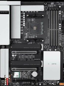 Процессоры (CPU) - Ryzen 5900X OEM+MB Gigabyte B550 vision D-P+32Gb, 0