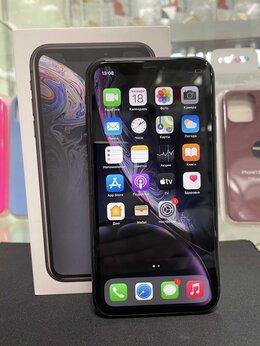 Мобильные телефоны - iPhone Xr 64GB Black б/у, 0