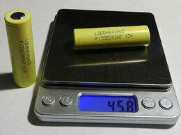 Батарейки - Высокотоковые аккумуляторы 18650 LG HE4 3.7V…, 0