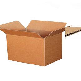 Корзины, коробки и контейнеры - Коробки для переезда 380 х 253 х 237 мм, 0