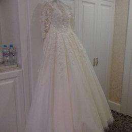 Платья - Свадебное платье премиум бренд, 0