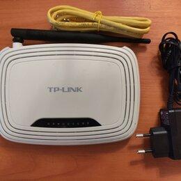 Оборудование Wi-Fi и Bluetooth - Роутер TP-Link 740, 0