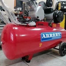 Воздушные компрессоры - Компрессор Aurora CYCLON-100, 0