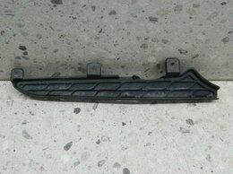 Кузовные запчасти - Кронштейн решетки радиатора Hyundai Solaris…, 0