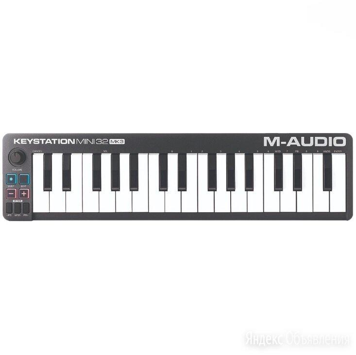 M-Audio Keystation Mini 32 MK3 по цене 5616₽ - Клавишные инструменты, фото 0