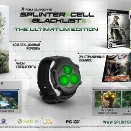 Игры для приставок и ПК - Splinter Cell Blacklist. The Ultimatum Edition., 0