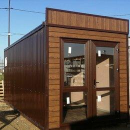 Готовые строения - Блок-контейнер 6*2,4, 0