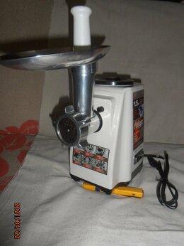 Мясорубки - Электрическая мясорубка + блендер Centek CT-1616, 0