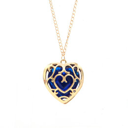 Кулоны и подвески - Ожерелье брелок Сердце Океана, 0