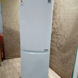 Холодильники - Холодильник LG GA-B419 SWJL, 0