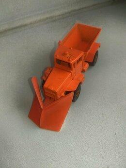 Машинки и техника - Модель Американского грузовика, 0