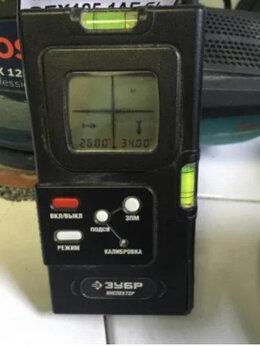 Измерительные инструменты и приборы - Электронный уровень-угломер Зубр эксперт инспектор, 0