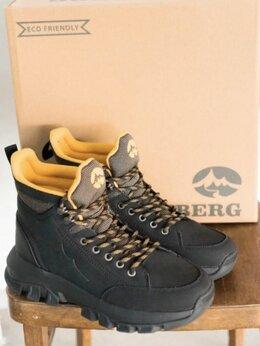Ботинки - Зимние ботинки Grunberg новые, 0