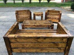 Комплекты садовой мебели - Садовая мебель: кресло и столик, 0