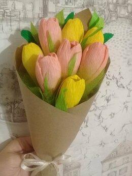 """Цветы, букеты, композиции - Букет из конфет """"Яркая весна"""", 0"""