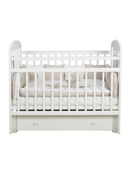 Кровати - Кровать детская с ящиком и маятником - Civetta, 0