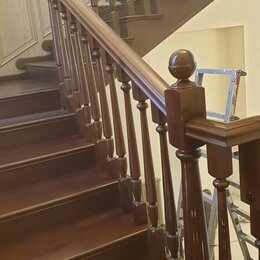 Дизайн, изготовление и реставрация товаров - Деревянные лестницы, 0