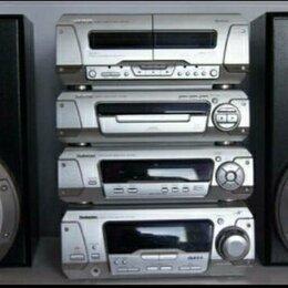 Музыкальные центры,  магнитофоны, магнитолы - Музыкальный центр Tehnics SC-EH 560, 0