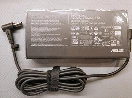 Блоки питания - Блок питания Asus TUF 20V 10 A 200W оригинал новый, 0