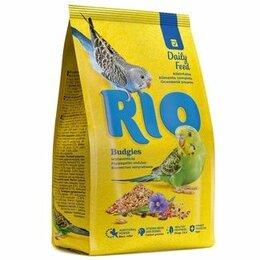 Корма - RIO Корм для волнистых попугаев основной рацион, 0