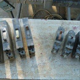 Защитная автоматика - советские автоматы на 16 и 25 ампер, 0