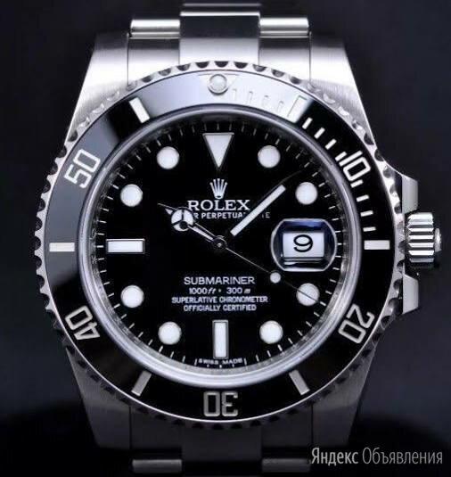 Часы для мужчин РОЛЕКС по цене 900₽ - Наручные часы, фото 0