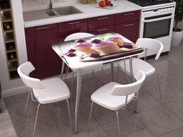 """Столы и столики - Стол кухонный с фотопечатью """"Десерт"""", 0"""