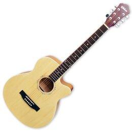 Акустические и классические гитары - Solista SO-4010 N Гитара акустическая 40, цвет натуральный, 0