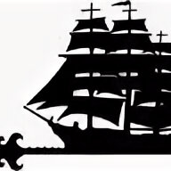 Флюгеры - Флюгер НОВЫЙ Корабль (30001), 0