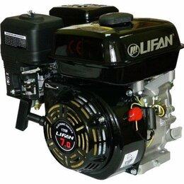 Двигатели - Двигатель LIFAN (Лифан) 170F ECO D19, 0