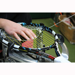 Аксессуары - Натяжка струн на теннисные ракетки и ракетки для сквоша., 0