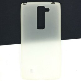 Чехлы - Силиконовый чехол для LG Magna H502/G4C (белый), 0
