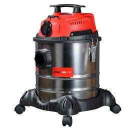 Профессиональные пылесосы - Пылесос строительный Fubag WD 4SP 38991, 0