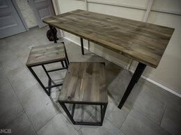 Столы и столики - Комплект стол и 2 табурета, 0