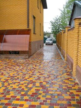 Тротуарная плитка, бордюр - Профессиональная укладка тротуарной плитки в…, 0