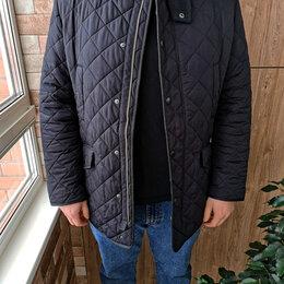 Куртки - Стеганная куртка Bardon Quilted Jacket Navy XL, 0