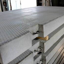 Железобетонные изделия - Плиты дорожные 3000*1500мм, 0
